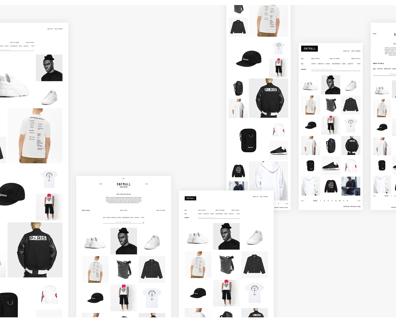 10-blockundstift-snf-mall-sorry-not-fame-mall-screendesign-website-design-instagram-user-interface-konzept
