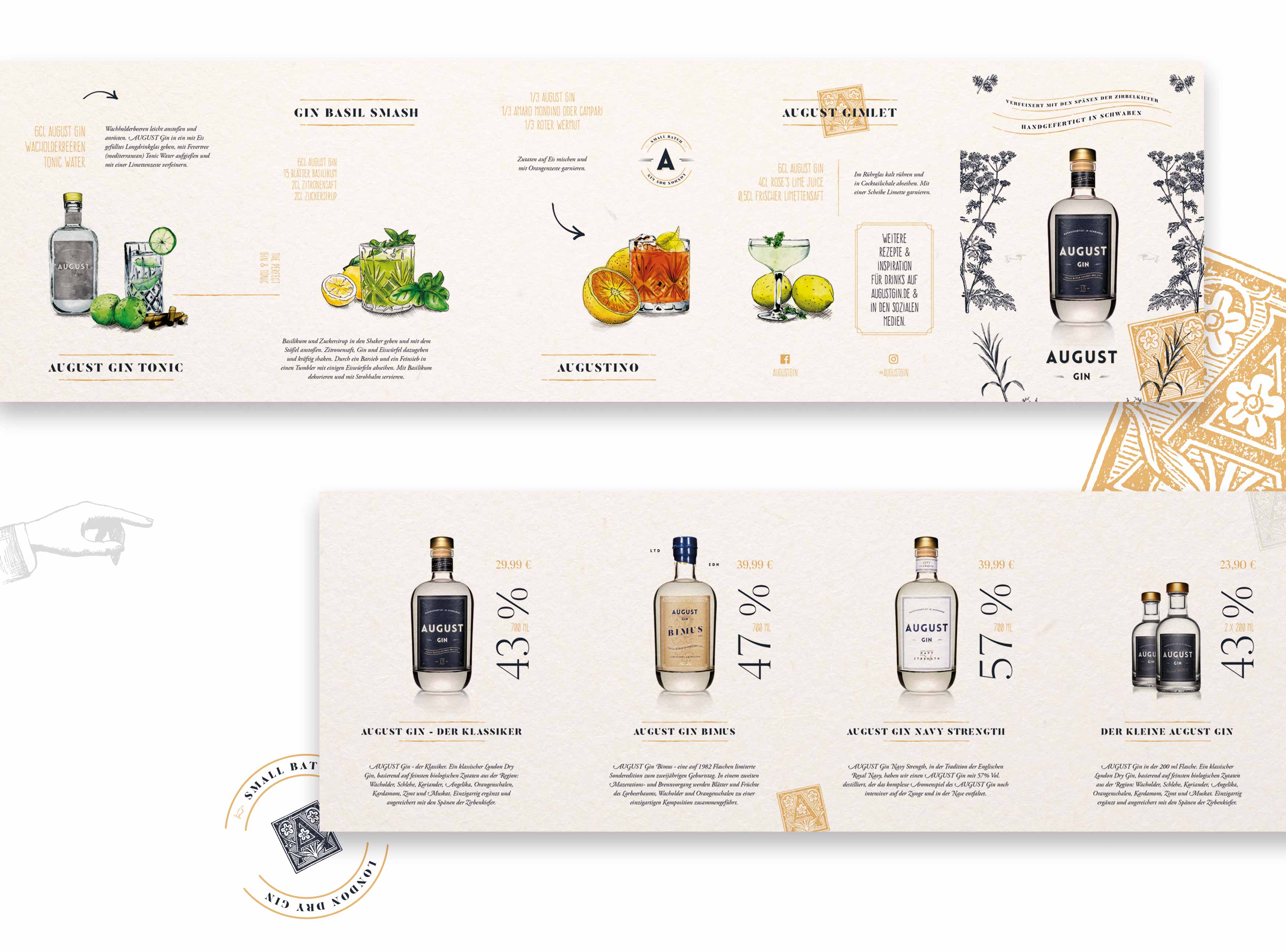 6-product-range-receipes-august-gin-augsburg-design-branding