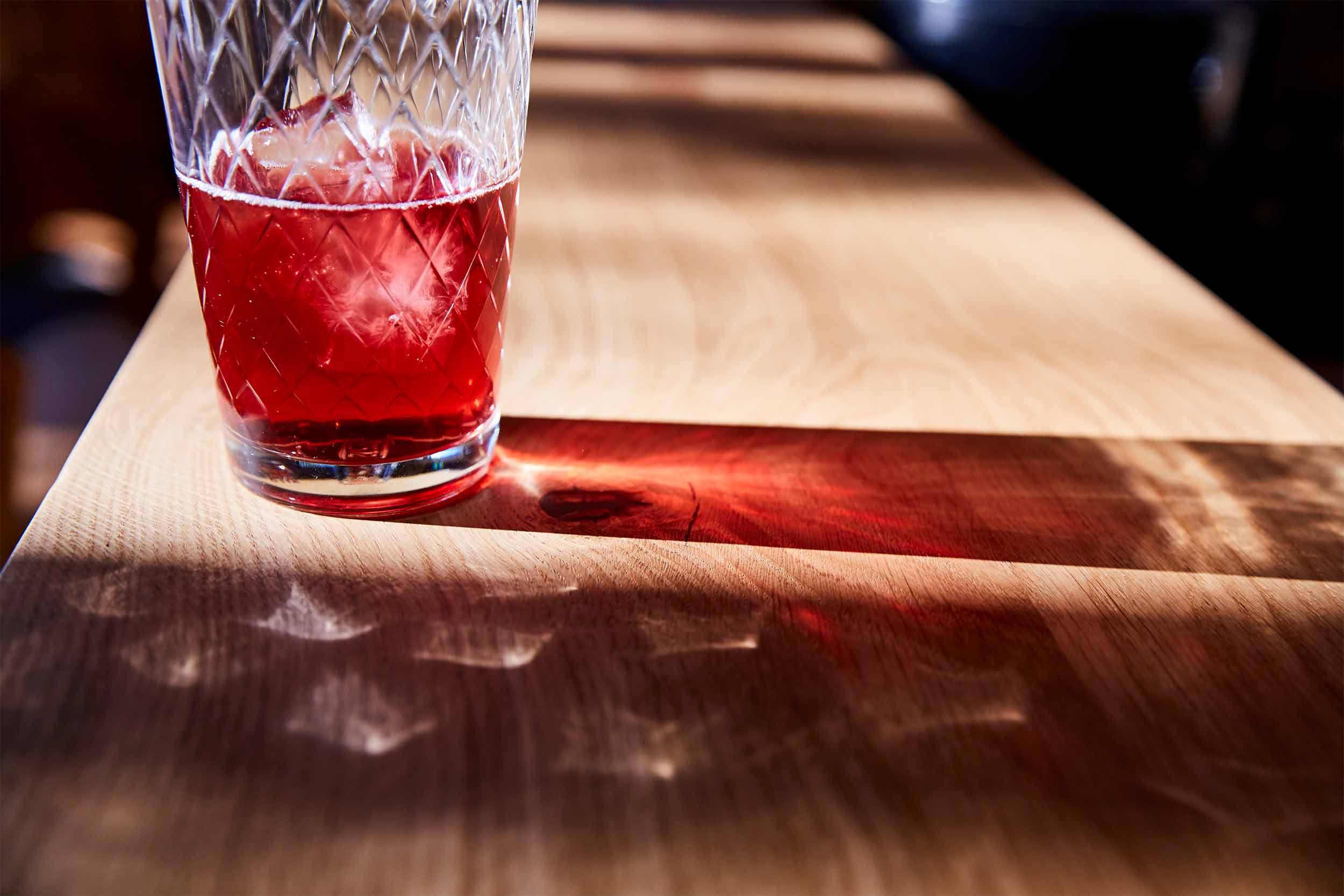 Blaue Kappe Essen und Trinken Augsburg Corporate Design und Website – Drinks