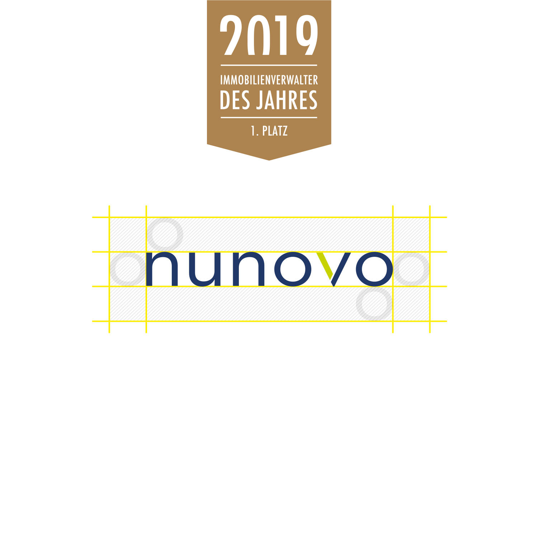 nunovo – Corporate Design & Website